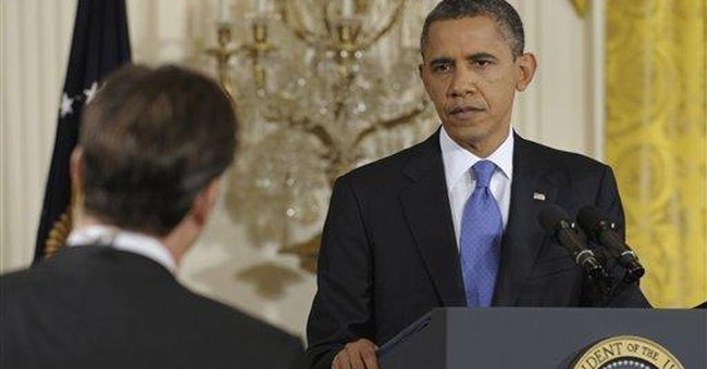 Obama: Full confidence in AG over Fast and Furious