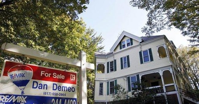 30-year mortgage below 4 pct. for first time ever