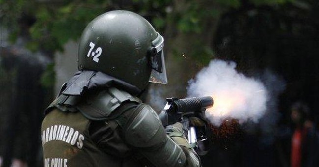 Chile: Talks broken, police move in on students