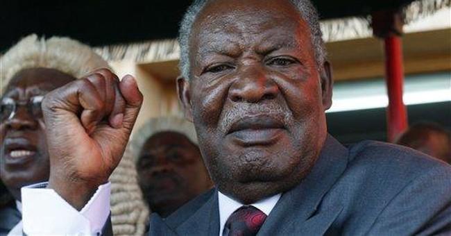 Zambian president's personnel purge raises concern