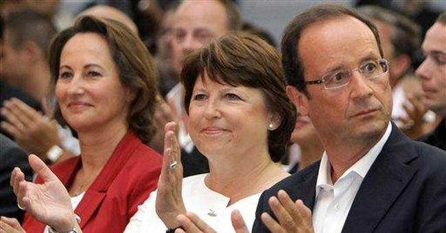 Broken French power couple in political showdown