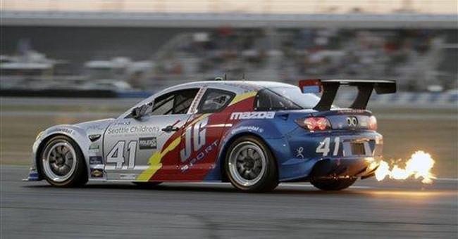 Mazda to stop making rotary-engine vehicles
