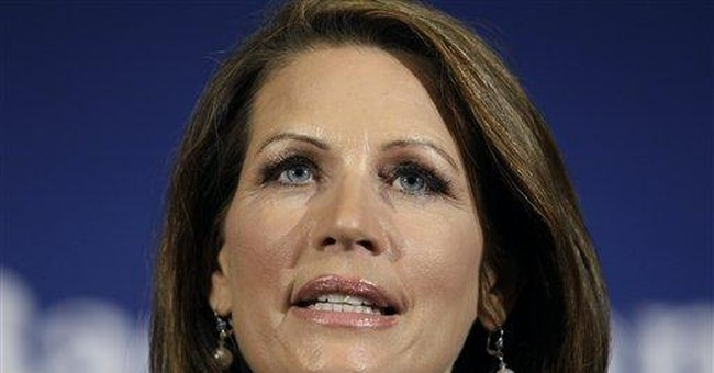 Fortunes down, Bachmann looks to evangelical vote