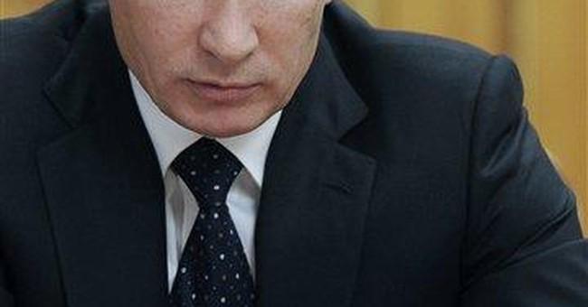 Putin: $13 billion for military industries upgrade