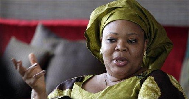 Liberian Nobel winners confronted thugs, killers