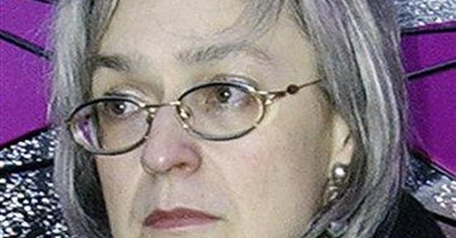 New charges filed in Politkovskaya's killing probe