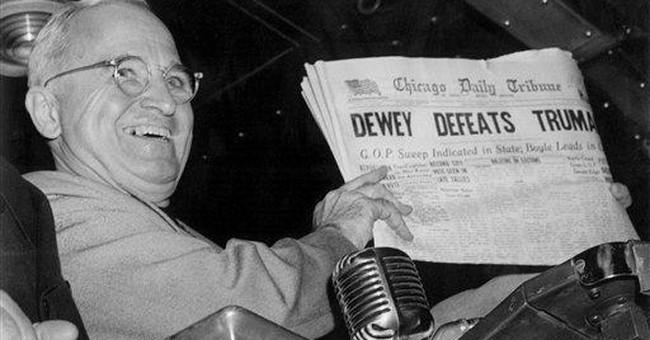 Obama, channeling Truman, casts Congress as foil