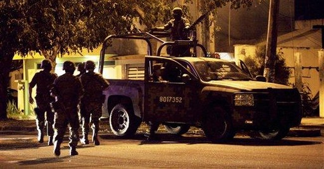 10 more dead found in Mexican port of Veracruz