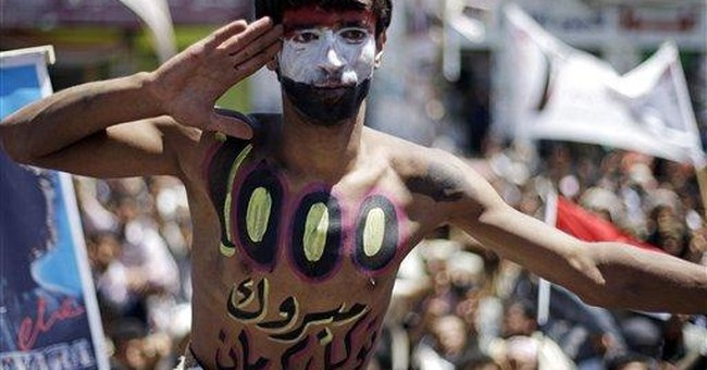 Yemen president says he wants to leave power
