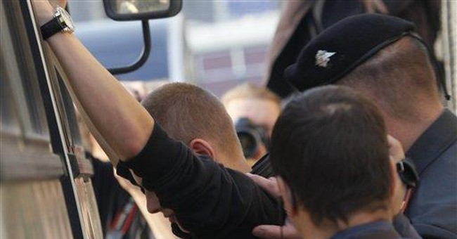 100 detained in Moscow amid nationalist rally call