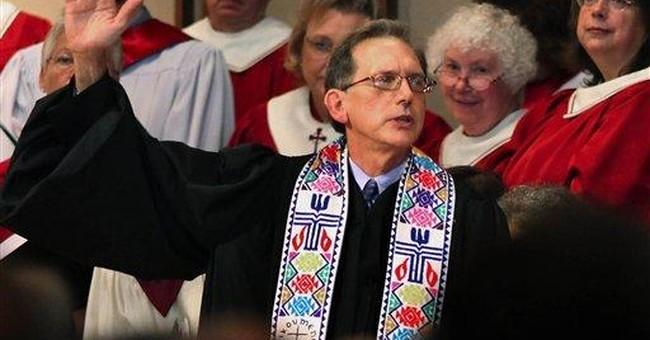 US Presbyterian church ordains first gay minister