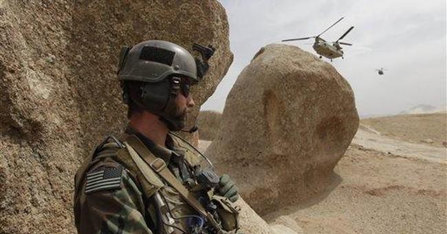 US report: RPG downed Chinook in Afghanistan