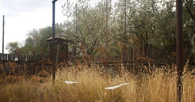 Future unknown for SD ghost town bought by church