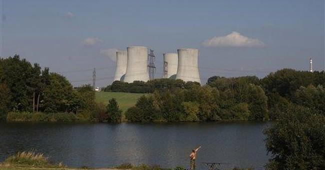 Czechs bet heavily on nuclear power