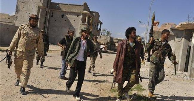 Anti-Gadhafi fighters make gains in Sirte