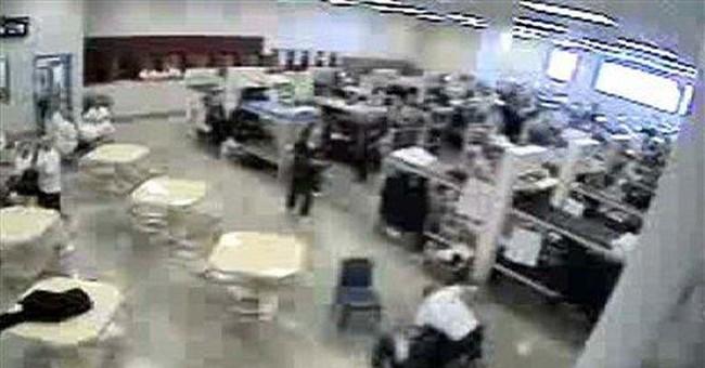 CCA-run prison remains Idaho's most violent lockup