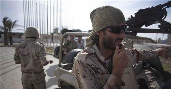 Relatives: US man joins rebel fighters in Libya