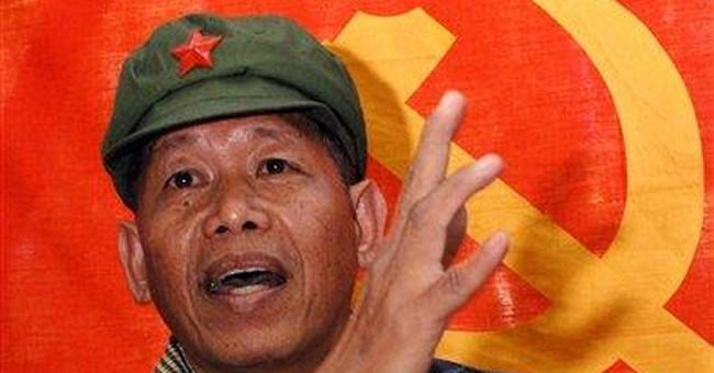Mao cap-wearing Philippine communist rebel is dead