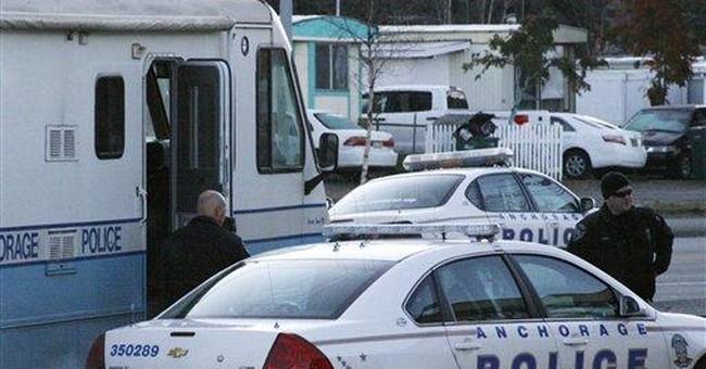 2 killed, 2 hurt outside Anchorage bar; no arrests