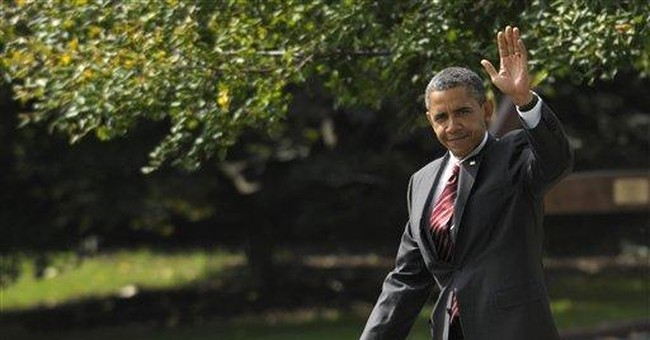 Obama visits wounded service members