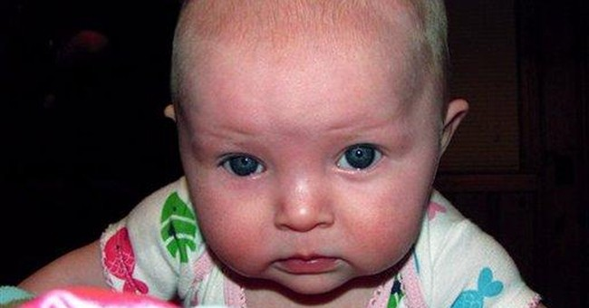 Police back at home of Kansas City missing baby