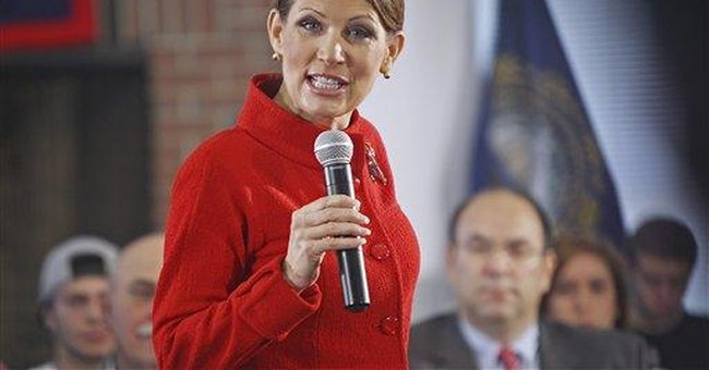 Bachmann slides ideas into 11-point economic plan