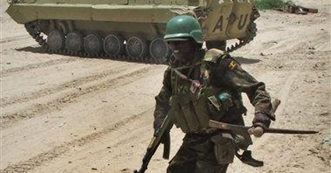 Somalia: 9 die in battle between gov't, militants