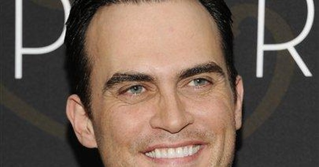 Cheyenne Jackson gets his 'Mad Men' groove on