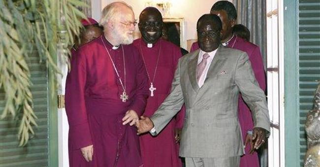 Report: Zimbabwe bishops threatened, abused