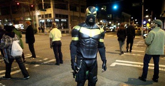 Seattle 'superhero' arrested, accused of assault