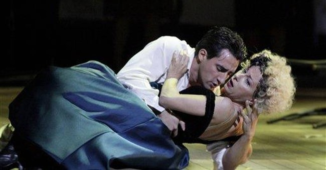 La Traviata in Vienna shines but staging weak