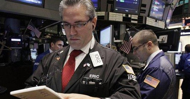 Stocks end mixed; Dow down 17 a day after big gain