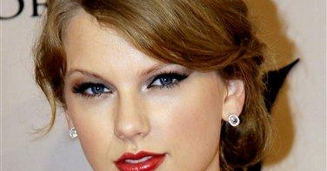 Taylor Swift named Billboard's Woman of the Year