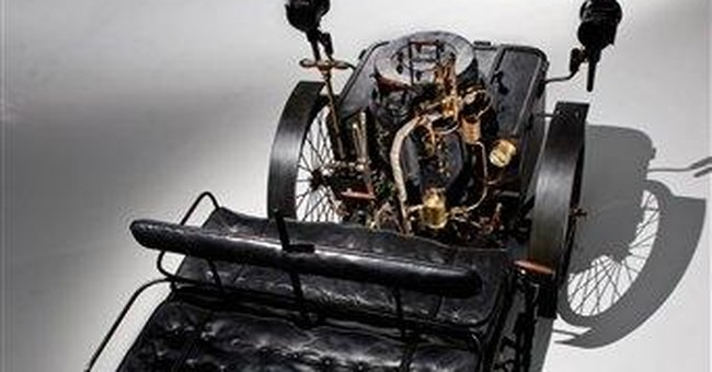 1884 steam vehicle sold at Pa. auction for $4.62M