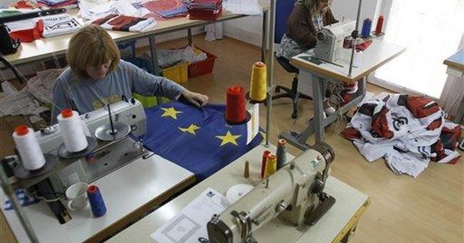 Serbia's EU bid in jeopardy
