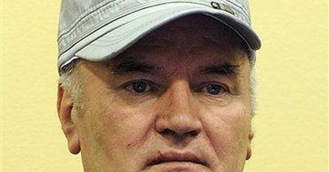 Lawyer: Mladic treated for suspected pneumonia