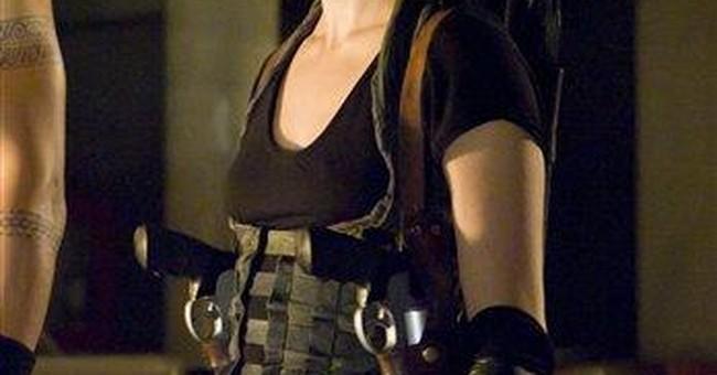 16 zombie actors injured on 'Resident Evil' set
