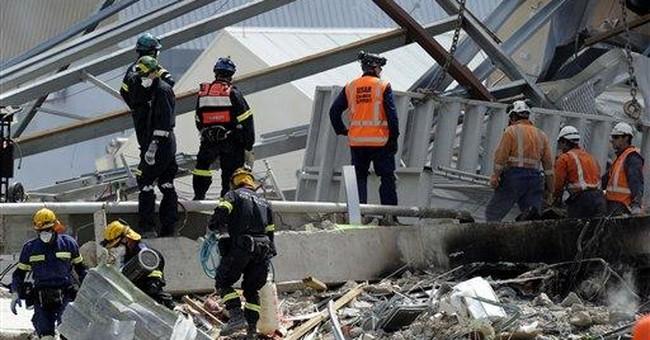 AP Enterprise: Post-quake inspections can mislead