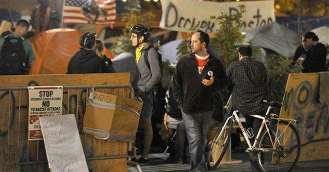 Boston police arrest 50 from Occupy Boston