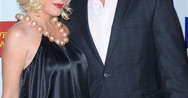 It's a girl for Tori Spelling and Dean McDermott