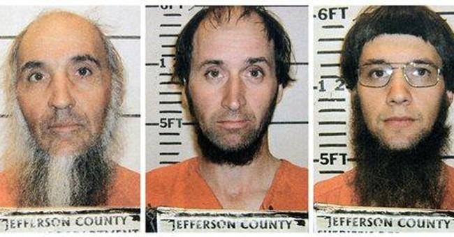 5 men arraigned in Ohio Amish beard-cuttings