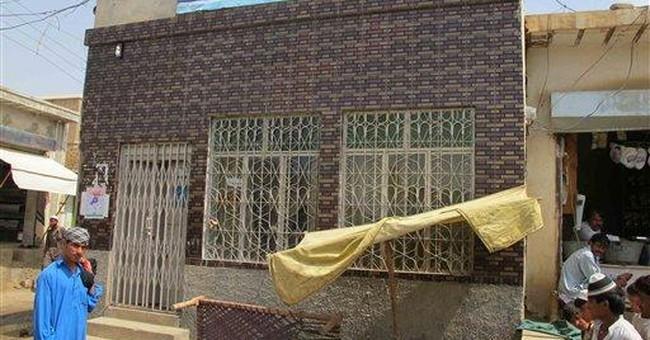 Pakistani Taliban raise funds through street crime