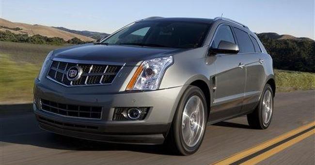 New engine boosts 2012 Cadillac SRX