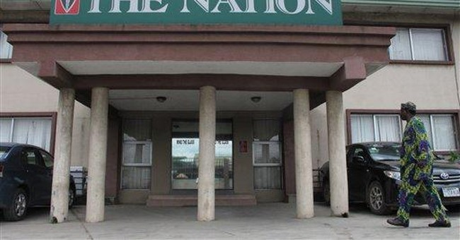6 Nigeria newspaper reporters arrested over story