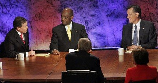 Clash over economy sets tone for 2012 election