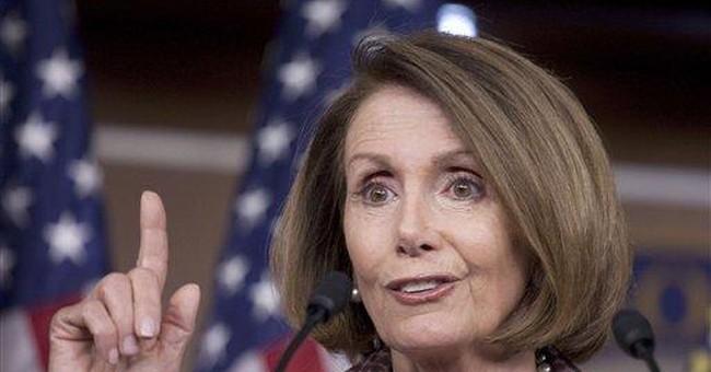 Pelosi filing shows financial disclosure loophole