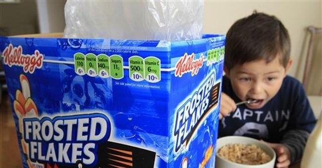 Gov't pulls back on junk food marketing proposal