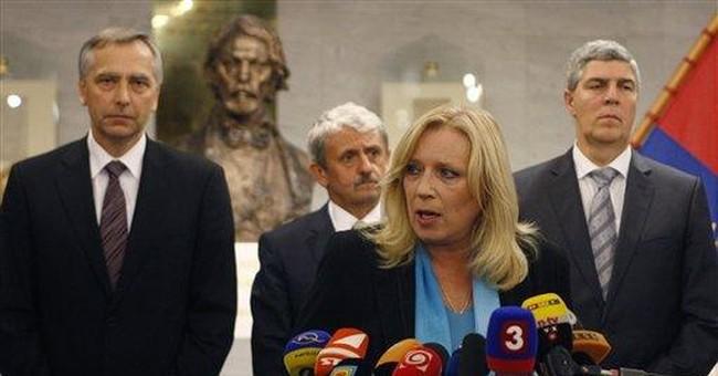 Slovak drama shines light on euro decision-making