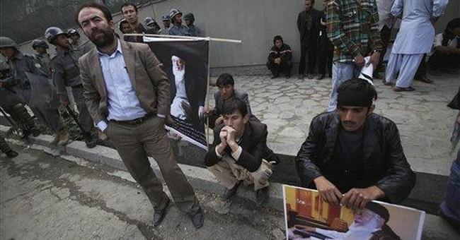 Suicide car bomber kills 3 Afghan police officers