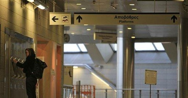 Greece public transport strike hits capital again